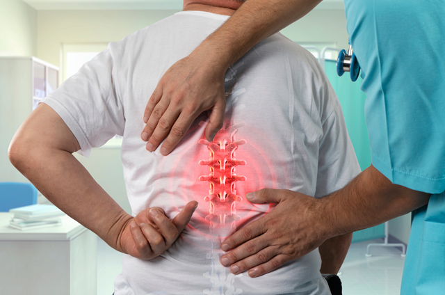 Suffering from Morning Back Pain